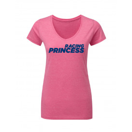 "T-Shirt Damen pink ""Racing Princess"""