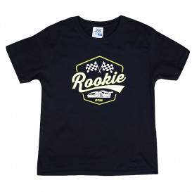 "Kinder T-Shirt ""Rookie"""