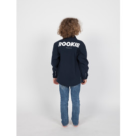 "DTM Kinder Jacke Softshell ""ROOKIE"""