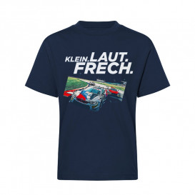 "Key Visual Shirt 2019 ""Klein.Laut.Frech."" - Kinder"