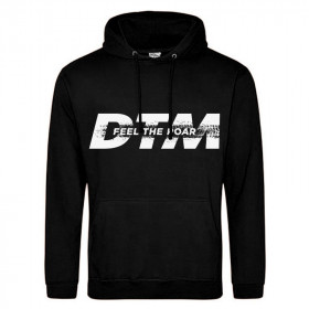 "Hoodie mit DTM ""FEEL THE ROAR"""
